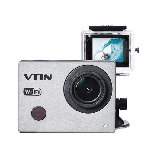 Action Video Camera 1080P 30fps - $19.99 + Free Shipping @ Amazon