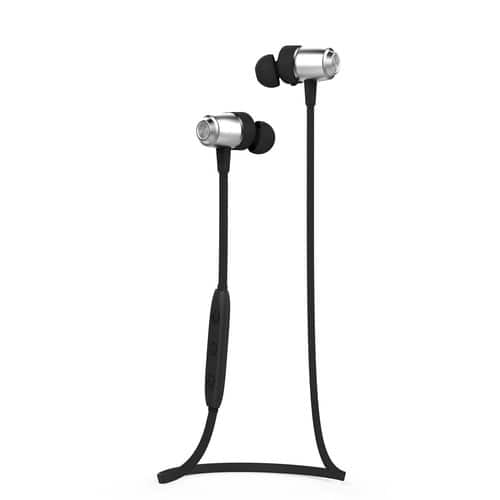 Sweatproof Sport Bluetooth Earbuds w/ Mic - $7.99 + Free Prime Shipping @ Amazon