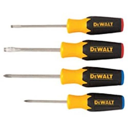 DEWALT DWHT62512 4 Piece Screwdriver Set - $4.99 + Free Store Pickup @ Ace Hardware