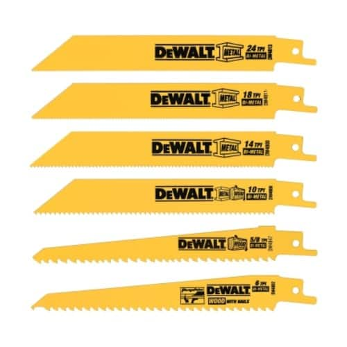 Dewalt® Metal/Wood Cutting Set (Dw4856) $8.99 + Free In Store Pickup @ Ace Hardware