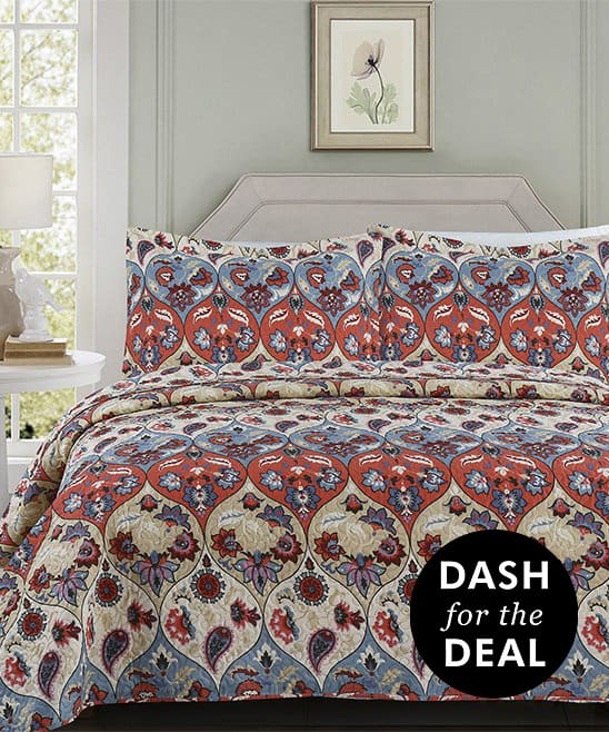 Quilt Sets from $17.79 + Free Shipping on $35+ at Zulily