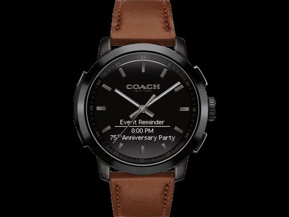 Coach Bleecker Smart Watch - $147.50 + Free Shipping @ HP
