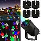6W Multi-color LED Projector Lamp - $5.99 + Free Prime Shipping @ Amazon