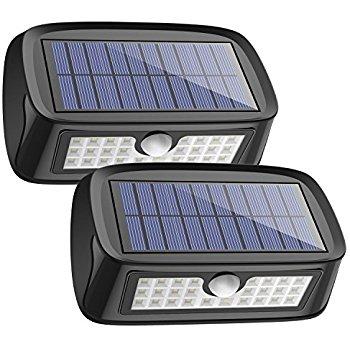 2-Pack of Solar Waterproof Motion Sensor 26-LED Lights - $10.49 + Free Prime Shipping @ Amazon