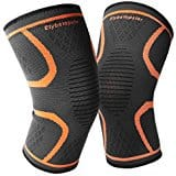 Cambivo 2 Pack Knee Compression Sleeve - $7.99 + Free Prime Shipping @ Amazon
