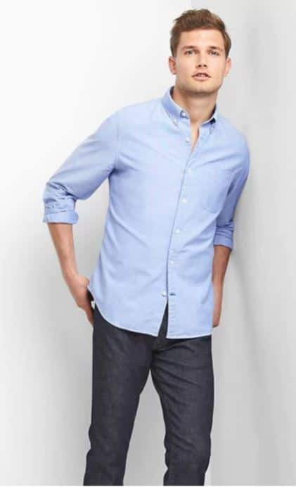 Gap - Up to 50% off Everything + Extra 20% off and free shipping