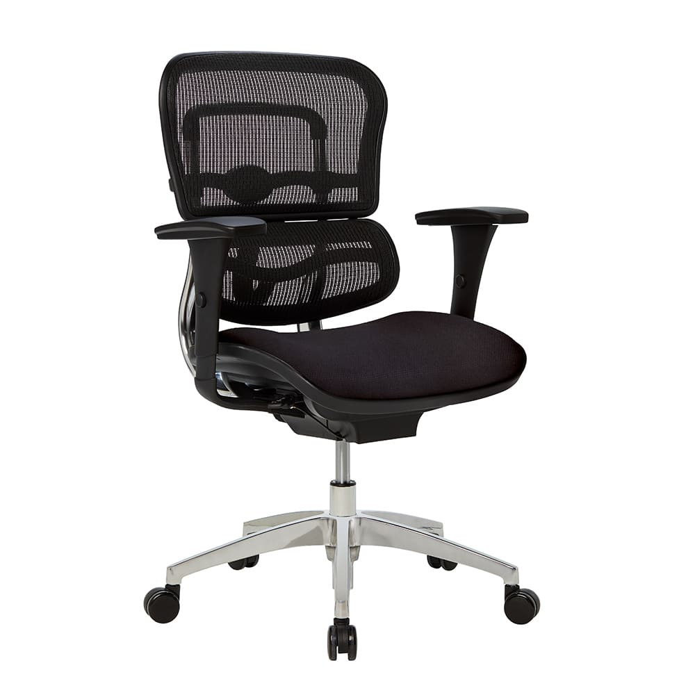 WorkPro 12000 Mesh Ergonomic High Back Chair - $301 + Free Shipping @ Lenovo