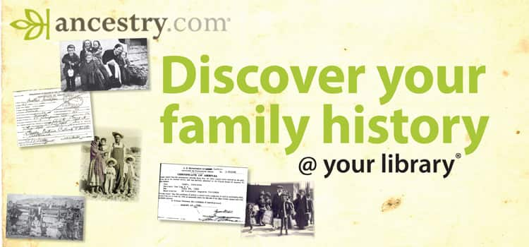 Up to 50% Off Ancestry.com Membership $49