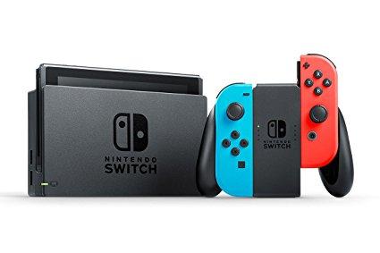 Nintendo Switch Console $179.99