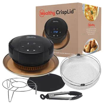 Costco: Mealthy CrispLid Air Fry, Broil & Dehydrate w/ Free Shipping - $48