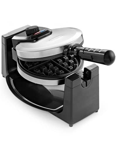 Bella Stainless Steel Rotary Waffle Maker, $10 after MIR + Free Shipping