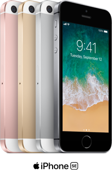 Boost Mobile iPhone SE 128GB for $200 + Free Shipping