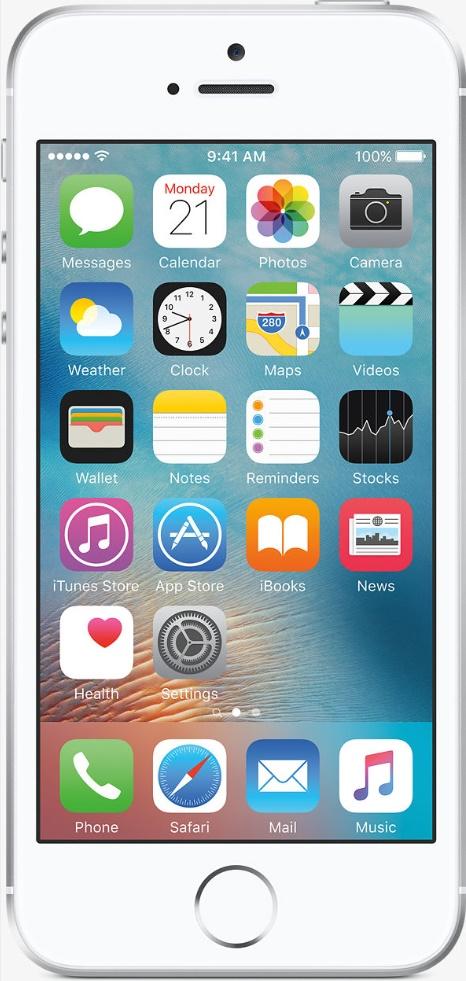 VerizonWireless iPhone SE 32GB Prepaid for $190 + Free Shipping