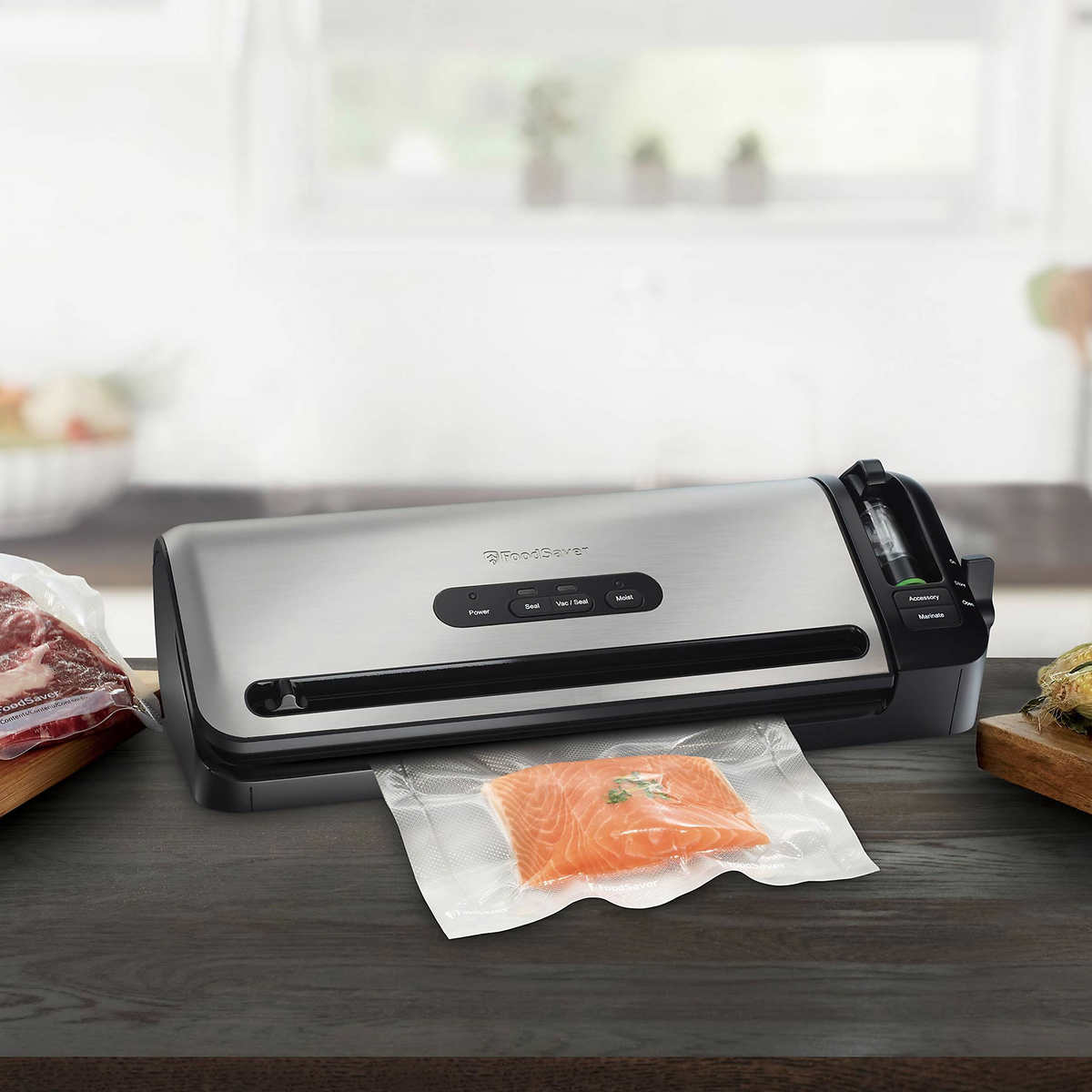 Costco Foodsaver 2 In 1 Vacuum Sealing System 100