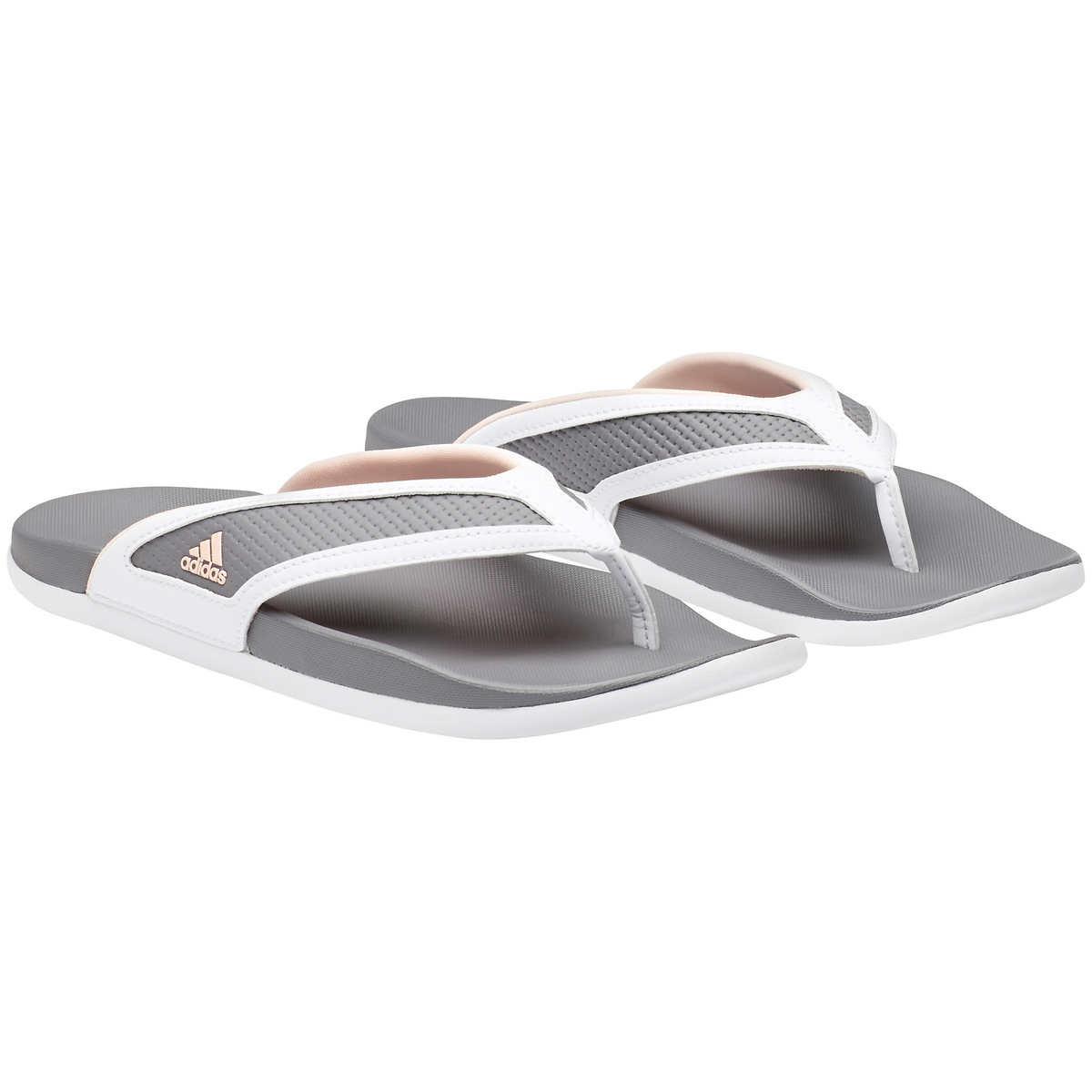Costco: Adidas Ladies' Flip Flop Sandal + Free S&H, $14.99