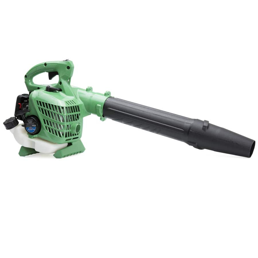 Hitachi 24-cc 2-cycle 170-MPH 441-CFM Handheld Gas Leaf Blower $84.55