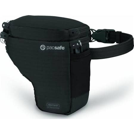 Pacsafe Camsafe V2 Anti-theft Camera Holster, Black $9.99 PLUS 2 days Free Shipping with Shoprunner OR Prime