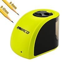 Raniaco Electric Pencil Sharpener $  10.49 & FREE Shipping