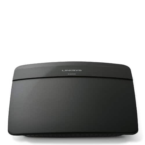 Linksys E1200 Wireless Router N300 @ Walmart $15 B&M YMMV