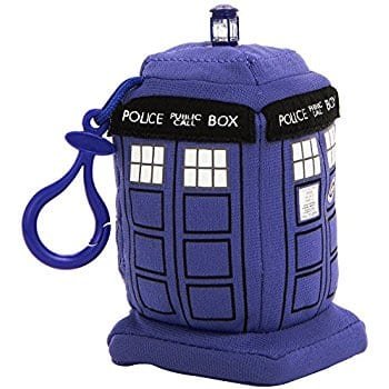 Doctor Who Tardis and other Plushes - Amazon 3P Price Mistake? $2.40 - $2 F/S - No Prime
