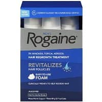 Amazon Deal: Rogaine 3 Pack Topical Foam $22.00 after coupon and S&S ($12 after MIR)