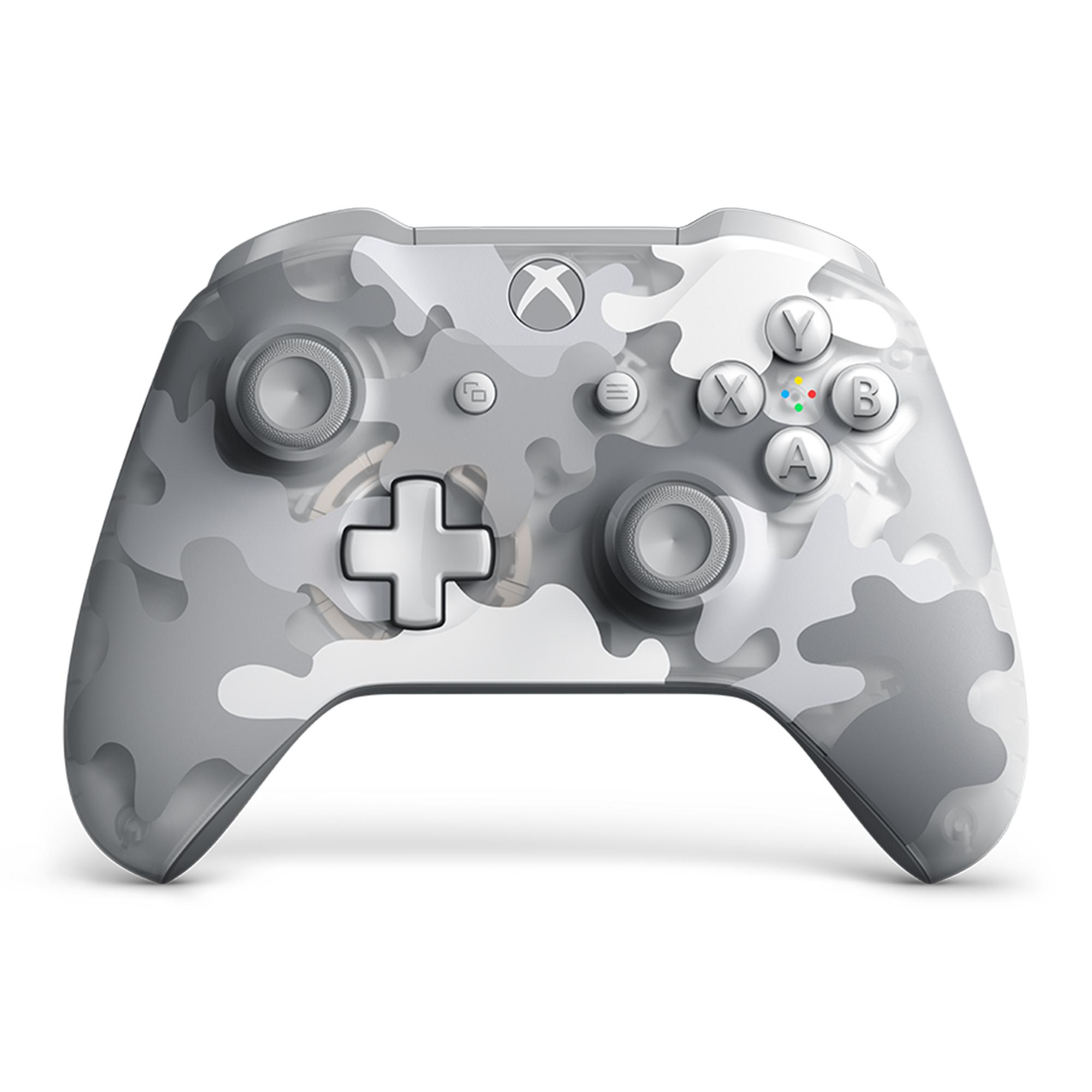 Microsoft Xbox Controller, Arctic Camo Special Edition Controller $39 + Free Shipping