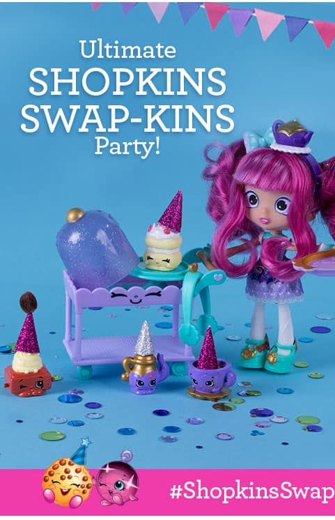 Shopkins swap event at Toys R Us on 2/18 - 12pm to 2pm - TRU Swap-kins Party