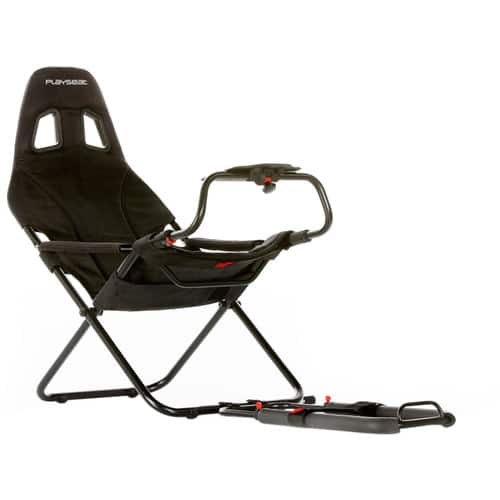 Playseat Challenge racing cockpit for Logitech G29, Thrustmaster T300RS T500RS Gran Turismo wheels compatible $227.06 FREE SHIPPING from B&H Photo
