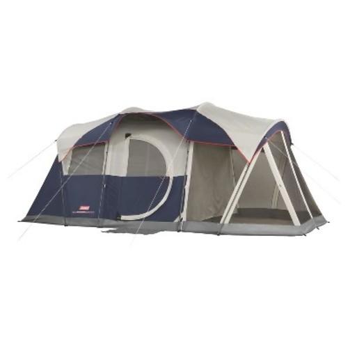 Coleman® Elite WeatherMaster 6-Person Screened Tent - Gray/Navy $154.80