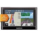 Garmin nüvi 42LM 4.3-Inch Portable Vehicle GPS with Lifetime Maps (US) $99.99 + FS @ Amazon