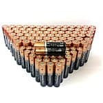 Duracell Duralock Coppertop 70 AA & 30 AAA Batteries (100 Total) $37.95 + free shipping @ rakuten