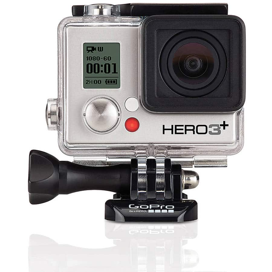 YMMV - NEW - GoPro HERO4 Silver Edition Action Camcorder - Walmart B&M $199