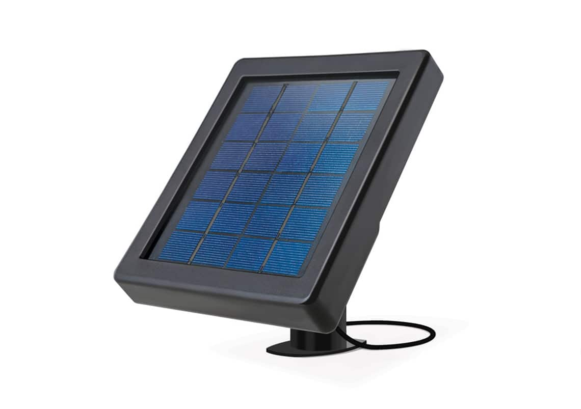 Save $30 on Ring Solar Panel Now just $19 YMMV at Ring.com