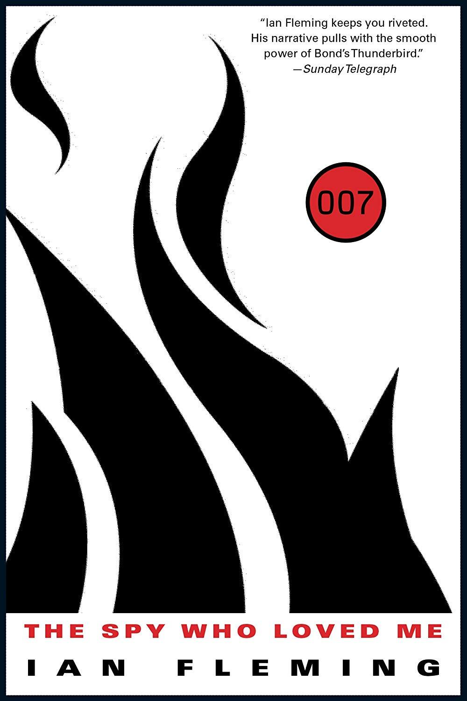 James Bond Series: The Spy Who Loved Me, On Her Majesty's Secret Service, You Only Live Twice (Kindle eBooks) $0.99