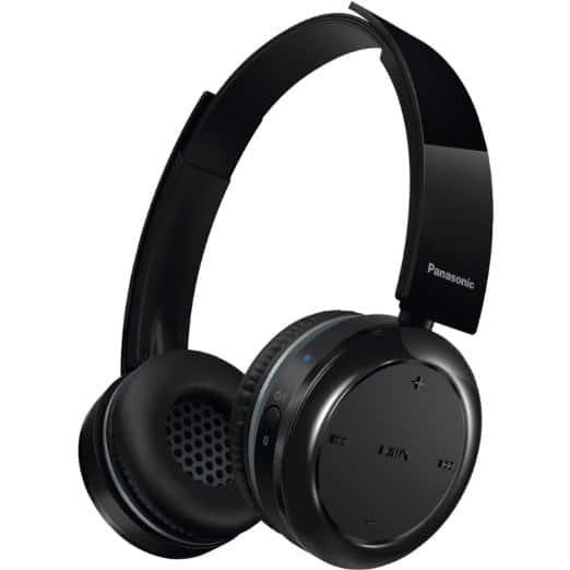Panasonic RP-BTD5-K Bluetooth Wireless or Monitor Headphones $29.99 AC with Free Shipping