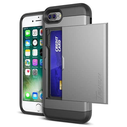 iPhone 7 plus wallet case - $1 - FS on amazon