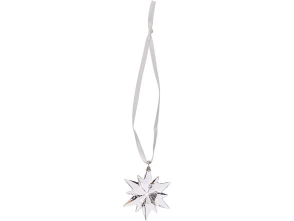 2 Pack SWAROVSKI Crystal Ornament for sal $37.99/Free Standard shipping for Prime members