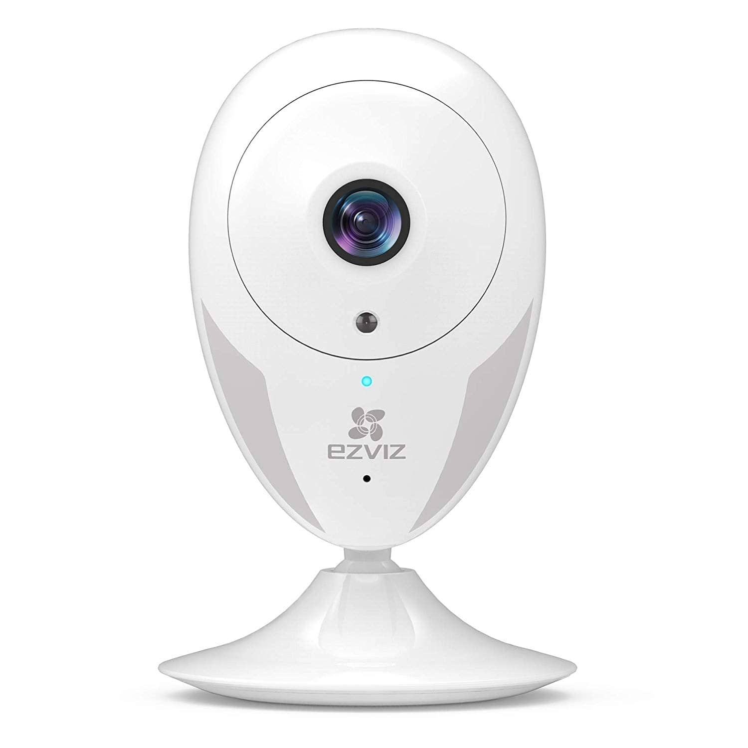 EZVIZ Indoor Wi-Fi Security Camera HD IPC Compatible with Alexa Google Home IFTTT 2.4G WiFi 25ft $18.89