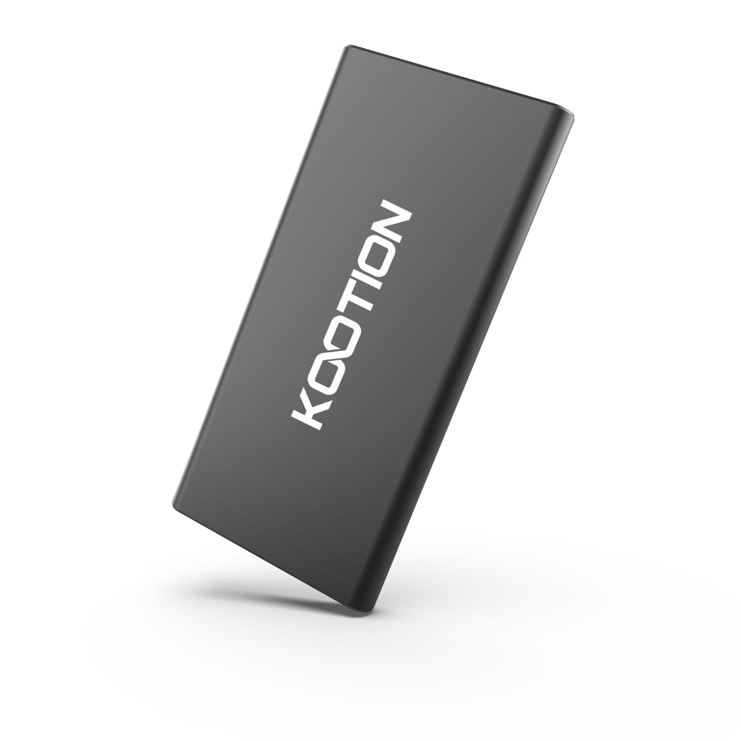 500G Portable External SSD USB 3.0 High Speed Read & Write up to 400MB/s & 300MB/s $65.99