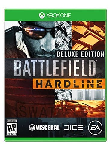 Xbox One: Battlefield Hardline Deluxe Content: All Exclusive Battlepacks + 10 Gold Battlepacks CD Key - $2.65