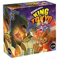 Amazon Deal: King of Tokyo (Board Game) $29+FS