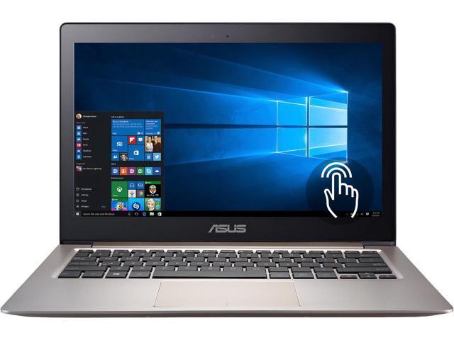 ASUS Zenbook Intel Core i5 6200U 8 GB Memory 256 GB SSD  Touchscreen - $619.99