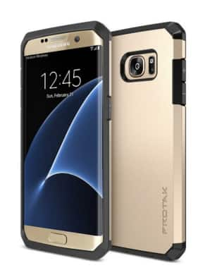 Galaxy S7 Edge Case Dual Layer Cover $0.19 Free Shipping Amazon