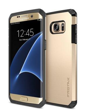 Galaxy S7 Edge Case Dual Layer Cover $0.19 Free Shipping Amazon