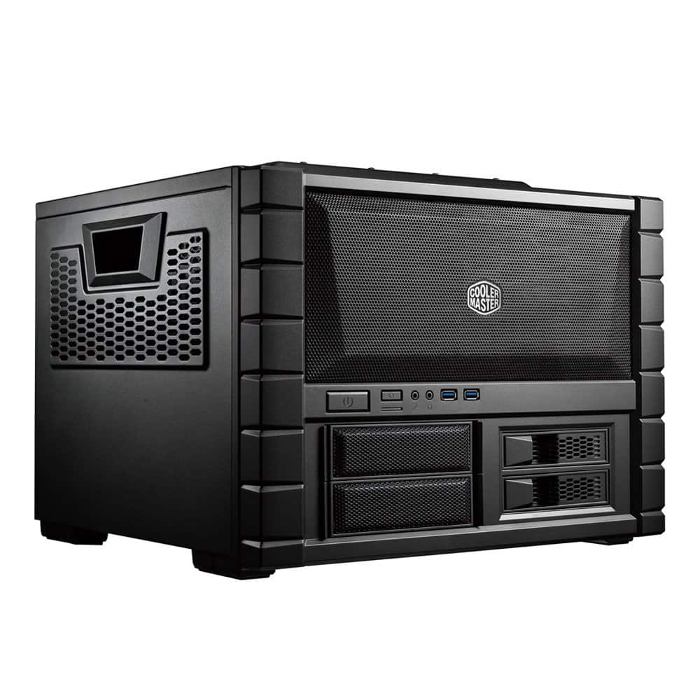 Cooler Master HAF XB II EVO LAN Box PC Case, $59.99 after $20 MIR