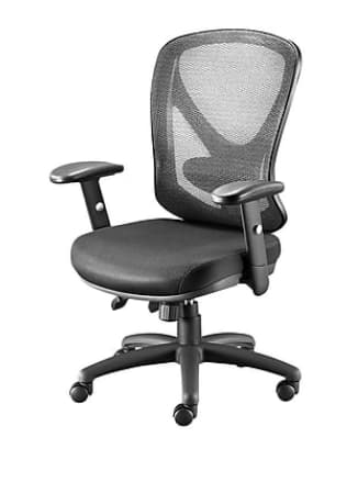 Staples Carder Mesh Back Fabric Computer and Desk Chair, Black - $89.99 + Tax