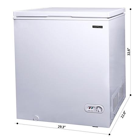 Thomson 5.0 cu ft Chest Freezer for $169 at Sam's Club (in-club pickup)