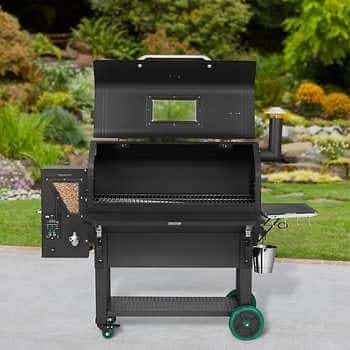 Green Mountain Grills Jim Bowie Prime Plus Wifi Pellet Grill - $799 at Costco