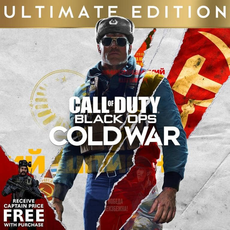 Call of Duty: Black Ops Cold War Ultimate Edition (PC Digital Games) $53.99