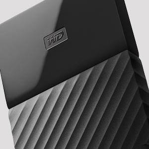 WD 4TB Black My Passport  Portable External Hard Drive - USB 3.0 Now Only $94.99 (Amazon and Ebay Bestbuy)